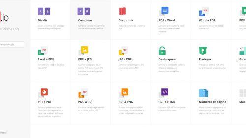 Cómo trabajar archivos PDF online y gratis!