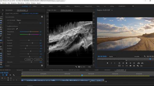 [VIDEOTUTORIAL] Corrección de Color en Adobe Premiere